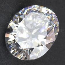 1pcs Huge 50.40ct 18X25mm White Sapphire Oval Shape  Loose Gemstone HOT