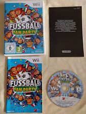 FUSSBALL FAN PARTY / FANTASTIC FOOTBALL FAN PARTY pour Nintendo Wii
