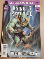 Star Wars: Knights of the Old Republic #41 FN 2009 Dark Horse Comic