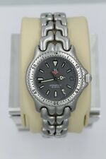 Tag Heuer S99.213 Watch Midsize Mens Womens SEL WG1213.BA0474 Link Gray Silver