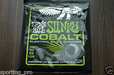 Ernie Ball Cobalt Regular Slinky Electric Bass Strings (2732)