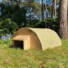 More details for bamboo hogitat hedgehog house shelter hibernation nest box