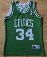 7678f90955c8 4.8 5 BOSTON CELTICS  34 PAUL PIERCE ORIGINAL BASKETBALL NBA SHIRT JERSEY  SIZE S
