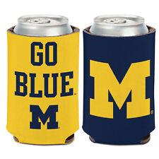 University of Michigan Can Cooler 12 oz. Koozie