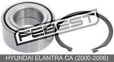 Front Wheel Bearing 39X74X36X34 For Hyundai Elantra Ca (2000-2006)