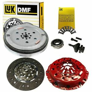 UPRATED SPORTS CLUTCH, LUK DMF WITH BOLTS, ALIGN TOOL FOR HONDA CIVIC 2.2 CTDI