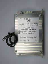 RASMI R88A FIW 4006-E     3 Phase RFI Filter