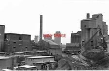 PHOTO  1974 WEST THURROCK CEMENT INDUSTRY THE PAST IS ANOTHER COUNTRY AS THEY SA