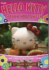 HELLO KITTY DVD (KIDS) HAPPY HALLOWEEN & THREE OTHER STORIES FROM STUMP VILLAGE