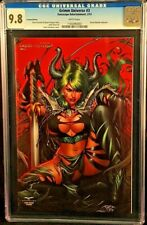 GRIMM FAIRY TALES UNIVERSE #3 CGC 9.8 LIMITED EDITION SECRET RETAILER EXCLUSIVE