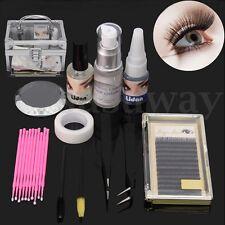 11in1 Wonder Lash Starter Kit Classic Permanent Individual Eyelash Extension Set