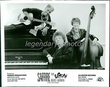 Saffire the Uppity Blues Women   Alligator Original Music Press Photo