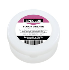 PTFE Fluor Grease HIGH TEMP German Quality 100% Molykote HP-300 / Krytox GPL 206