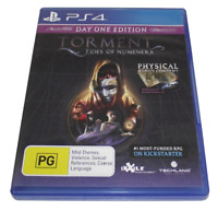 Torment Tides of Numenera Sony PS4 Playstation 4