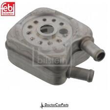 Oil Cooler for AUDI CABRIOLET 1.8 97-00 B4 ADR 8G7 Petrol Febi