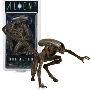 NECA 18CM Aliens 3 Series 8 Alien Brown Variant Xenomorph Figur Modell Spielzeug
