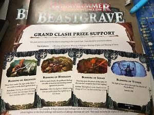 Warhammer Underworlds Beastgrave Grand Clash Alternate Art Cards