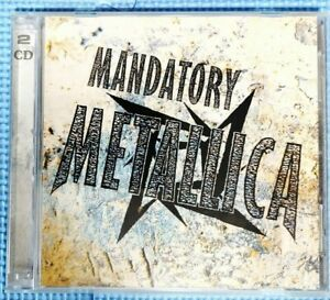 METALLICA - MANDATORY METALLICA - PROMO CD  ---> SEE BELOW