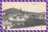 CPA 63 - CHATEL-GUYON - Vue generale de la vieille ville et du calvaire