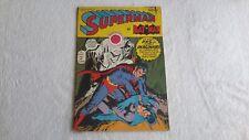 SUPERMAN ET BATMAN N°47 MENSUEL 1971 BE