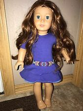 Retired American Girl Doll of the year 2013 Saige used, but in good condition