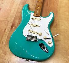 Fender Vintera '50s Stratocaster Electric Guitar Seafoam Green