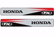 Factory Effex HONDA Swingarm Motocross Graphic Logo Sticker Adhesive Decal 2 Pcs