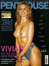 PENTHOUSE Dicembre/12/2000 Paula Jones *