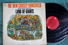 The New Christy Minstrels Land of Giants LP NM/VG+ CL-2187