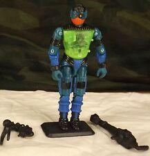 GI JOE online exclusive COBRA BAT leader Over Kill v4 2003 Troop Builder Set