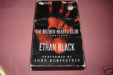 THE BROKEN HEARTS CLUB Ethan Black book on tape auido