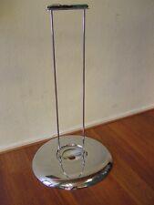 60 cm Designer Leuchte Pendelleuchte Deckenleuchte Strahler Fluter Lampe Chrom