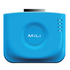 New MiLi Blue Power Angel External Battery w Mini Usb cable Apple iPhone 4 4S