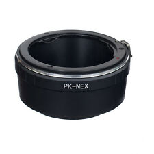 PK-NEX Mount Adapter for Pentax P/K K Lens to Sony E Camera NEX-5N A7RS A7 A6300