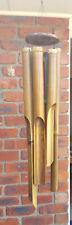 WIND CHIME HUGE 80 cm Bamboo Hand Tuned Windchime. Great Sound..!