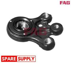 BALL JOINT FOR CITROËN PEUGEOT FAG 825 0322 10