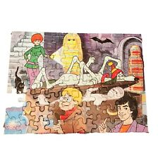 Goober And The Ghost Chasers Jigsaw Puzzle Vintage 1976