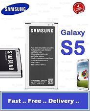 High Capacity New Samsung Galaxy S5 GT-i9600 EB-BG900BBEGWW  OEM Battery