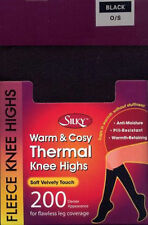 Women's Polyester No Pattern Winter Warmers Hosiery & Socks