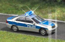 BUSCH 5615 Mercedes Polizei H0 #NEU in OVP#