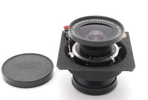 【MINT】Schneider Kreuznach Super Angulon 90mm f/8 Wide Lens From JAPAN