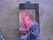 "Star Wars Rebels Black Series 6"" Imperial Royal Guard  Figure New in Hand"