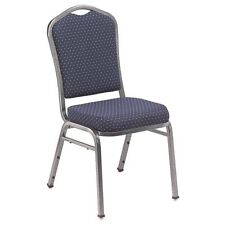 National Public Seating Silhouette Banquet Stacker Chairs - 9364SV
