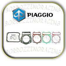 KIT GUARNIZIONI TESTA CILINDRO PARAOLI VALVOLE PIAGGIO BEVERLY 500 DAL 2002 X9