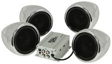 BOSS AUDIO MC470B Boss Motorcycle/UTV Speaker System 1000W Bluetooth