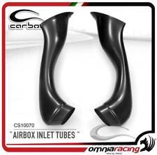 Carbonin Condotti Aria Pista carbonio per Suzuki GSX-R 1000 K9 2009>2015