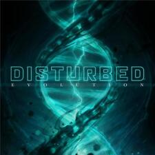 Disturbed Evolution CD NEW