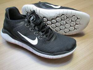 Nike Free Run RN 2018 Schuhe in Schwarz - Größe 42