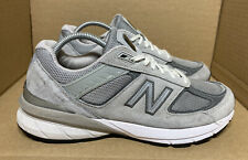New Balance 990v5 Womens Athletic Running Shoes Size 9.5 Gray