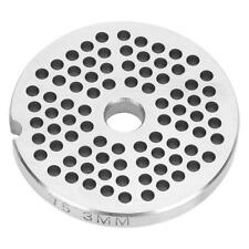 Stainless Steel Meat Grinder Blade Mincer Plate Disc Knife Replacement Accessori